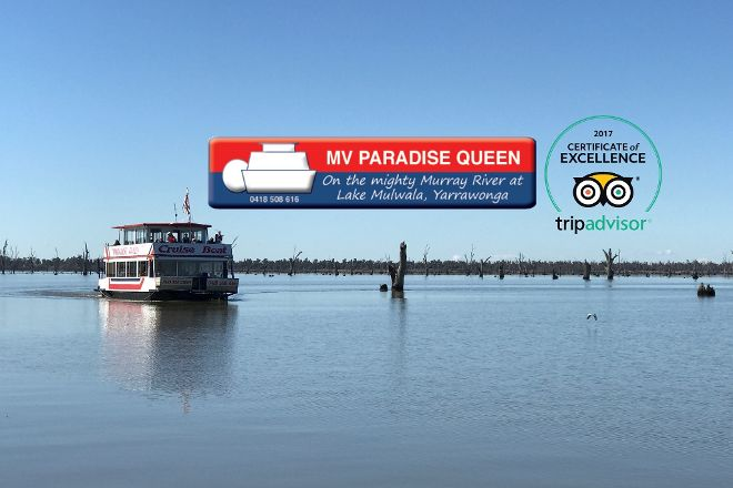 MV Paradise Queen, Yarrawonga, Australia