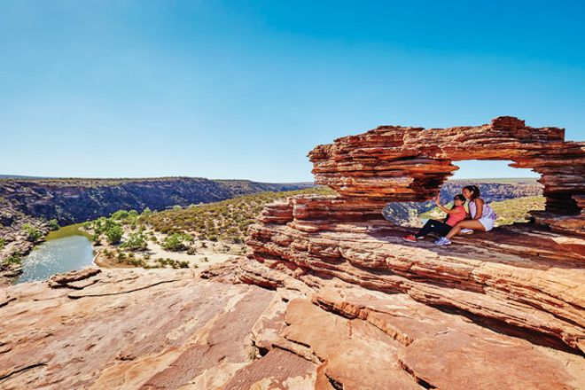 Nature's Window, Kalbarri, Australia
