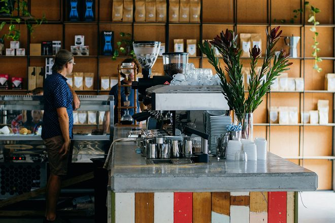 Neighbourhood Coffee Roasters, Brisbane, Australia