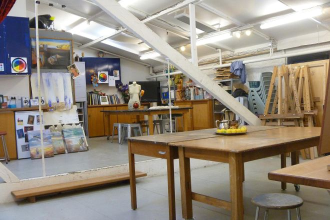 Nolan Art Gallery & School, Hobart, Australia