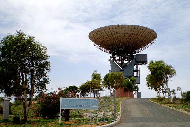 OTC Satellite Earth Station Carnarvon, Carnarvon, Australia