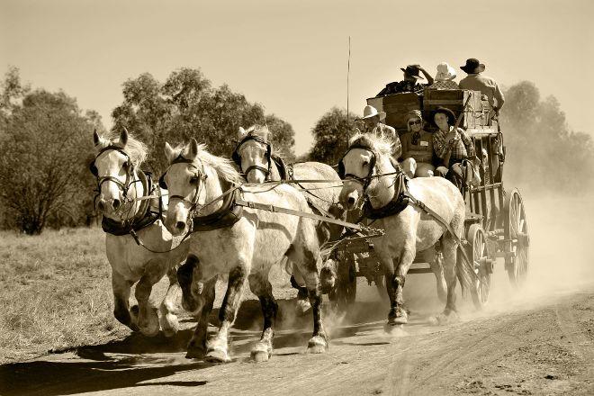 Outback Pioneers, Longreach, Australia