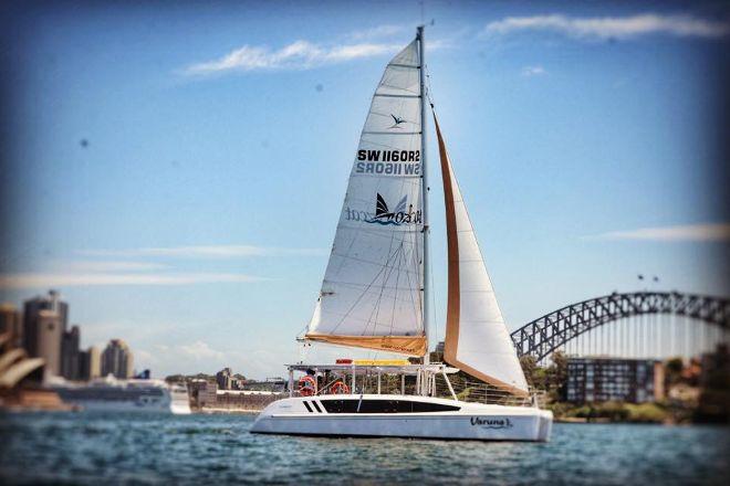 OzCat Luxury Catamaran Cruises, Sydney, Australia