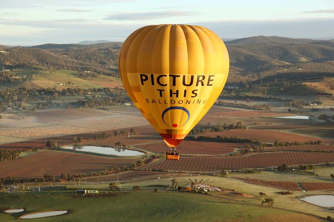 Picture This Ballooning - Melbourne and Yarra Valley, Melbourne, Australia