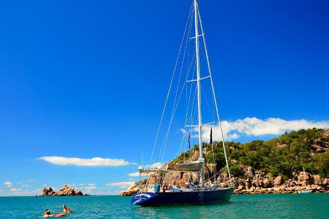 Pilgrim Sailing, Magnetic Island, Australia