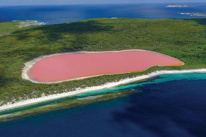 Hutt Lagoon, Kalbarri, Australia