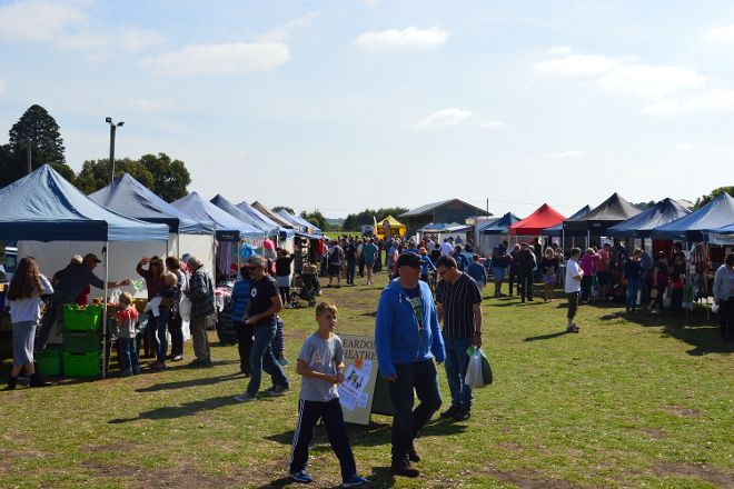 PORT FAIRY FARMERS MARKET, Port Fairy, Australia