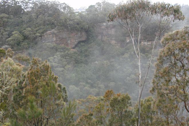 Prince Henry Cliff Walk, Katoomba, Australia