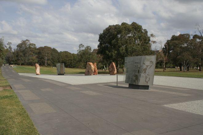 Reconciliation Place, Canberra, Australia