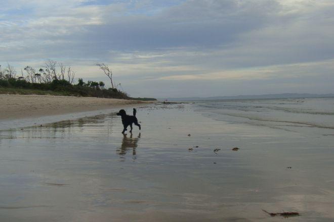 Red Beach, Bribie Island, Australia