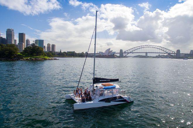 Rockfish Catamaran Charters, Sydney, Australia
