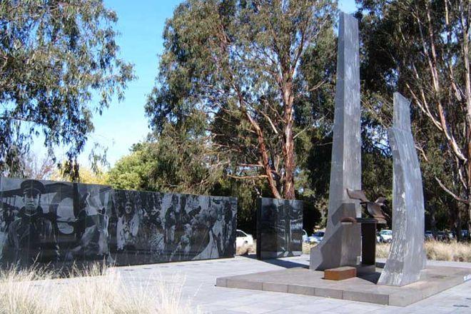 Royal Australian Air Force Memorial, Canberra, Australia