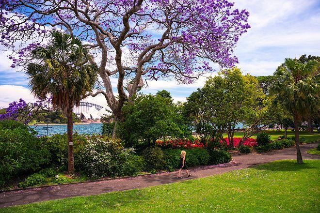 Royal Botanic Garden Sydney, Sydney, Australia