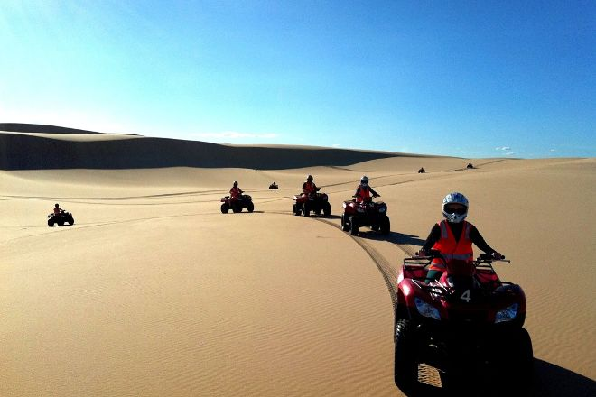 Sand Dune Adventures - Tours, Williamtown, Australia