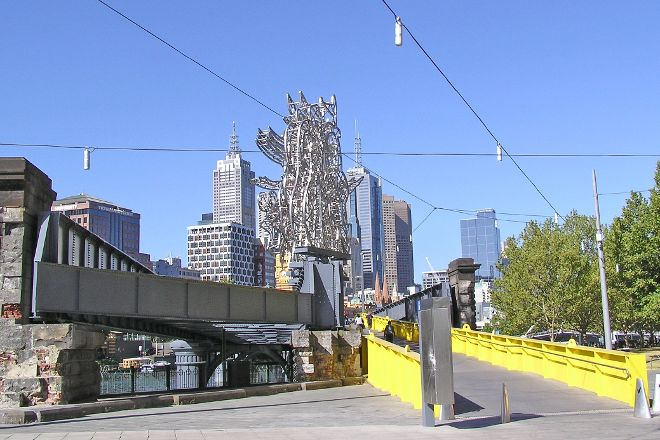 Sandridge Bridge, Melbourne, Australia