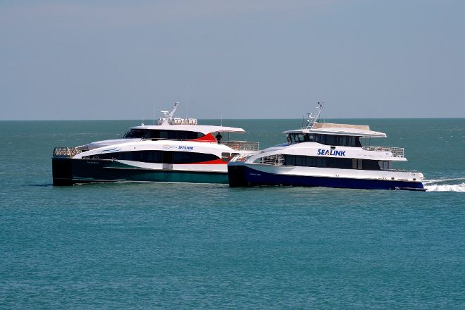 SeaLink Northern Territory, Darwin, Australia
