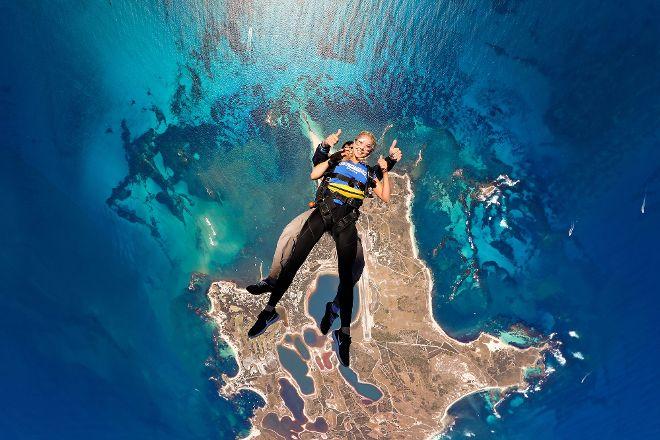 Skydive Geronimo Rottnest, Rottnest Island, Australia