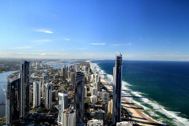 SkyPoint Observation Deck, Surfers Paradise, Australia