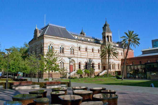 South Australian Museum, Adelaide, Australia