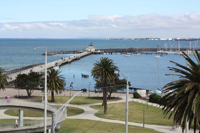 St Kilda Pier, St Kilda, Australia