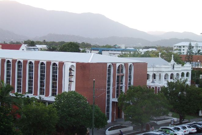 St Monica's Cathedral, Cairns, Australia