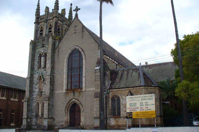 St Thomas Becket Church, Lewisham, Australia