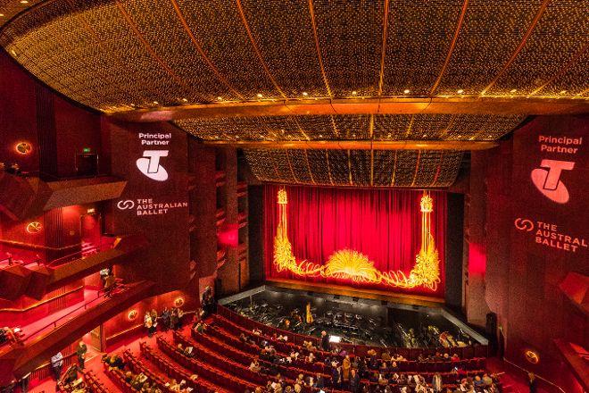 State Theatre, Melbourne, Australia