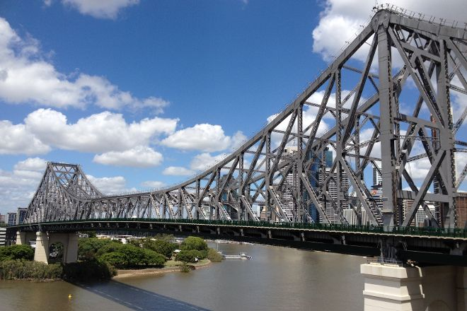 Story Bridge, Brisbane, Australia