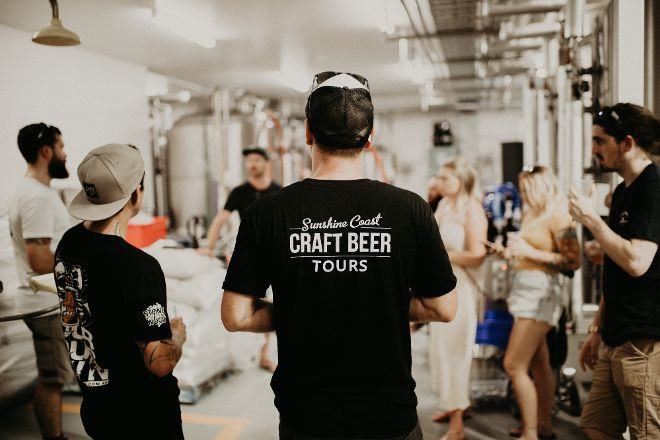Sunshine Coast Craft Beer Tours, Mooloolaba, Australia