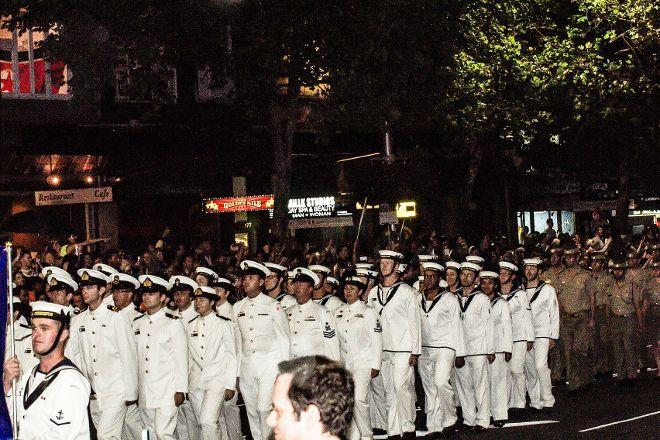 Sydney Gay & Lesbian Mardi Gras, Sydney, Australia