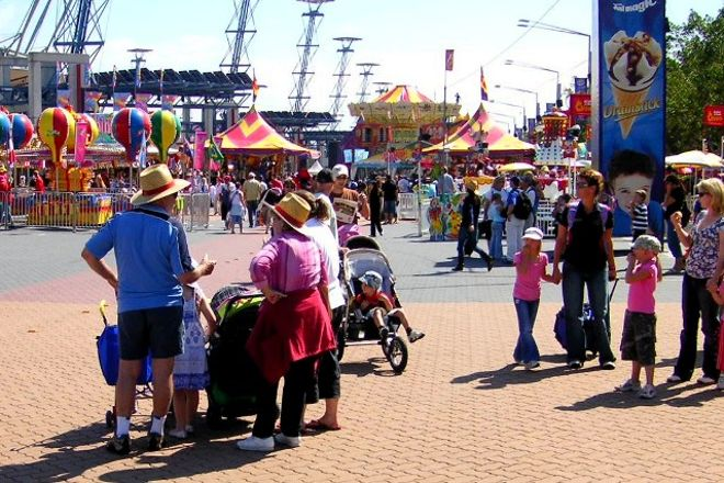 Sydney Showground, Sydney, Australia