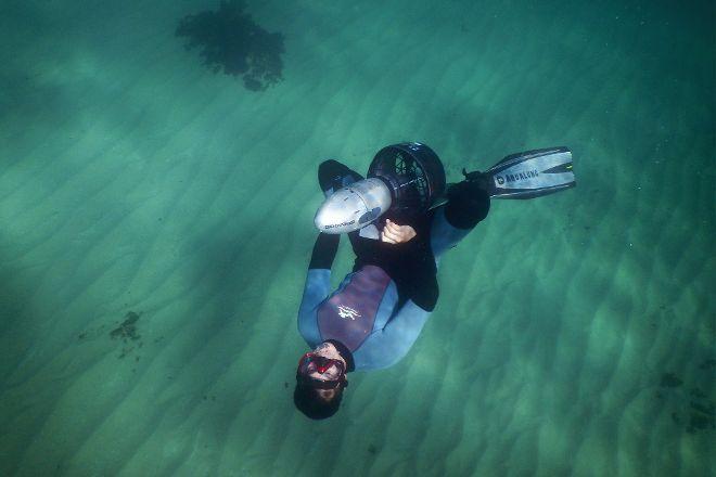 Sydney Underwater Scooter Tours, Sydney, Australia