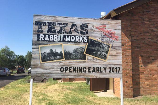 Texas Rabbit Factory, Texas, Australia