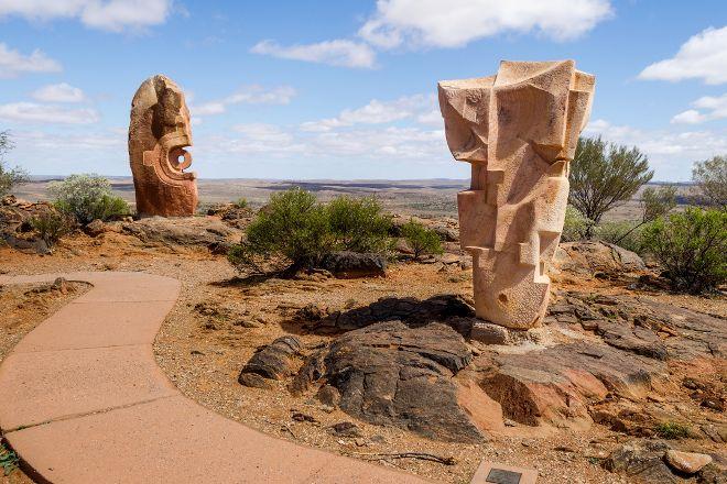 The Broken Hill Sculptures & Living Desert Sanctuary, Broken Hill, Australia