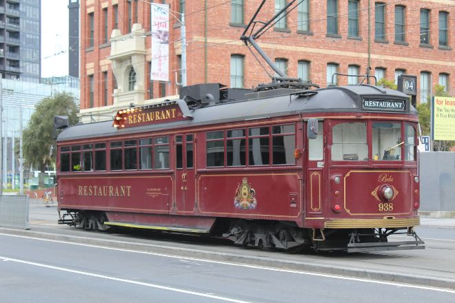 The Colonial Tramcar Restaurant, Melbourne, Australia