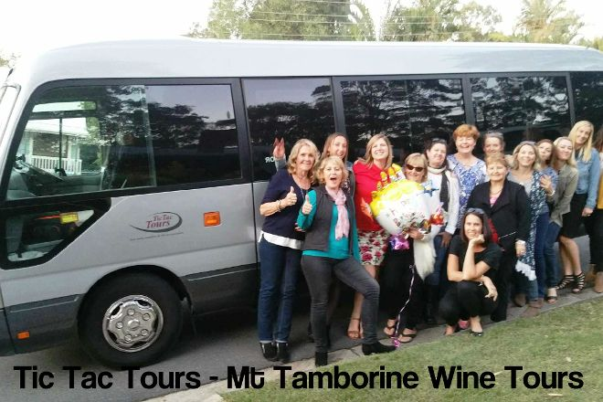 Tic Tac Tours And Charters, Brisbane, Australia