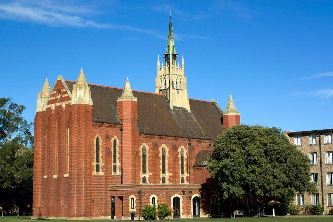 Trinity College Chapel, Melbourne, Australia