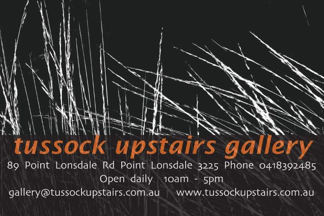 Tussock Upstairs Gallery, Point Lonsdale, Australia