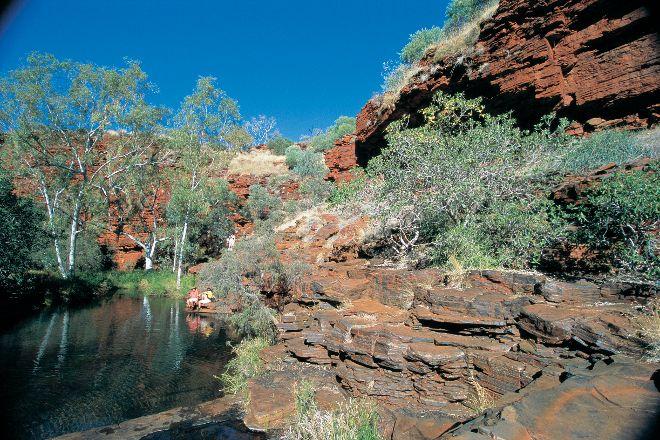 Weano Gorge (Handrail Pool), Karijini National Park, Australia