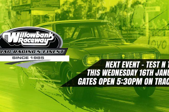 Willowbank Raceway Drag Racing's Finest, Ipswich, Australia