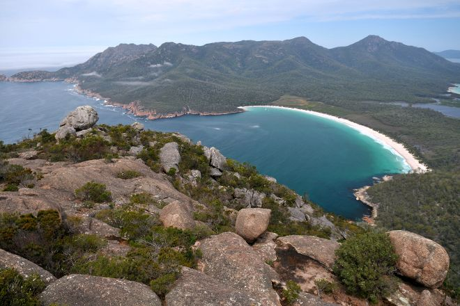 Wineglass Bay, Coles Bay, Australia