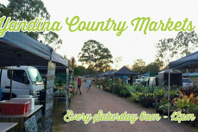 Yandina Markets, Yandina, Australia