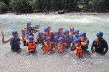 Eddy Rafting Austria, Ainet, Austria