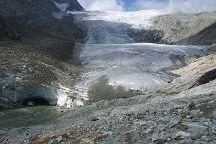 Gletscherweg Innergschloss, Matrei in Osttirol, Austria