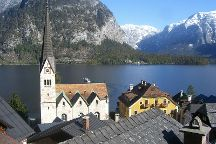 Hallstatt Lutheran Church, Hallstatt, Austria