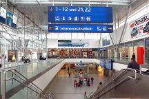 Hauptbahnhof Linz, Linz, Austria