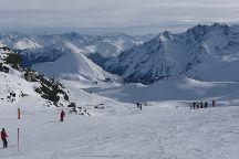 Ischgl-Samnaun ski area, Ischgl, Austria