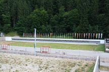 Langlauf- und Biathlonzentrum, Obertilliach, Austria