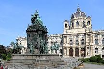 Maria Theresia Denkmal, Vienna, Austria