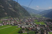 Mayrhofner Bergbahnen, Mayrhofen, Austria